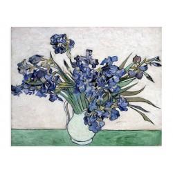"""Фреска """"Іриси, 1890. Вінсент ван Гог"""""""