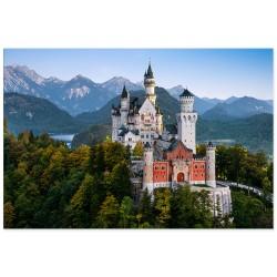 "Фотокартина ""Замок Нойшванштайн. Німеччина"""