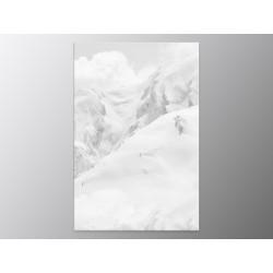 """Фотокартина """"Сніг"""""""