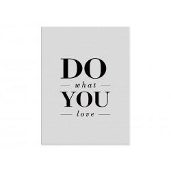 "Фотокартина ""Do what you love"""