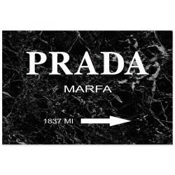 """Фотокартина """"Prada"""""""