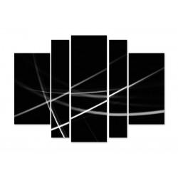 """Модульна картина """"Black&white"""""""