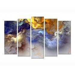 "Модульна картина ""Clouds"""