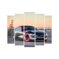 """Модульна картина """"Opel gt concept"""""""