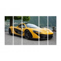 """Модульна картина """"McLaren P1"""""""