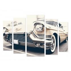 "Модульна картина ""Car collection"""