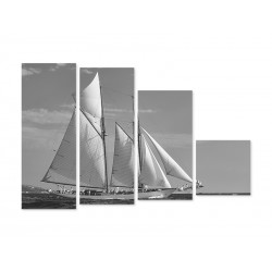 "Модульна картина ""Sailing"""