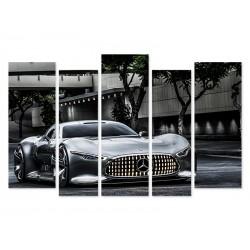 "Модульна картина ""Mercedes-Benz AMG Vision Gran Turismo"""
