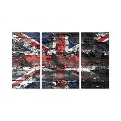 """Модульна картина """"Union Jack"""""""