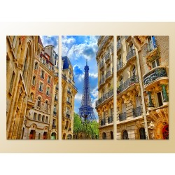 "Модульна картина ""Paris"""