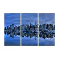 """Модульна картина """"Stanley Park. Vancouver"""""""