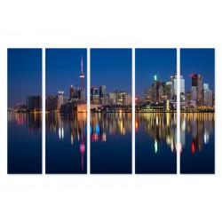 """Модульна картина """"Toronto"""""""