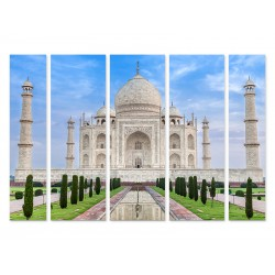"""Модульна картина """"Тадж-Махал, Індія"""""""