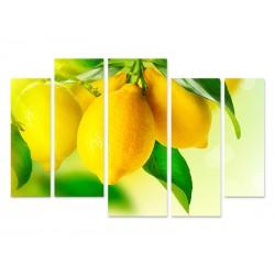 "Модульна картина ""Lemon"""