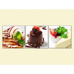 "Модульна картина ""Dessert"""