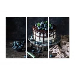 """Модульна картина """"Cake"""""""
