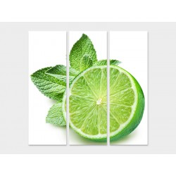 """Модульна картина """"Lime"""""""