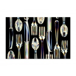 "Модульна картина ""Spoon&fork"""