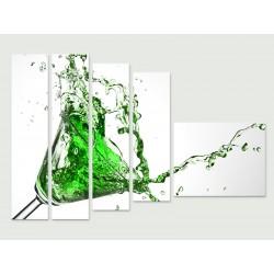 """Модульна картина """"Splash"""""""