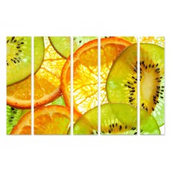 """Модульна картина """"Citrus"""""""