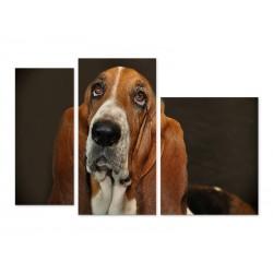 "Модульна картина ""Bloodhound"""