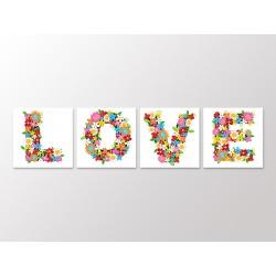 """Модульна картина """"Кохання"""""""