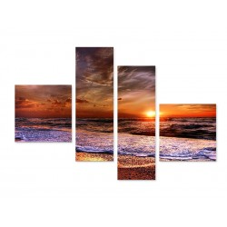 "Модульная картина ""Sunset"""