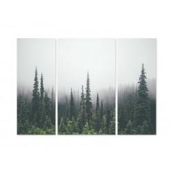 """Модульная картина """"Forest"""""""