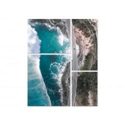 "Модульная картина ""Ocean"""