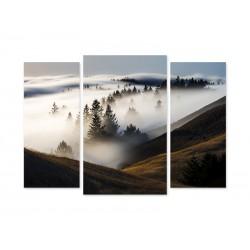 """Модульна картина """"Fog"""""""