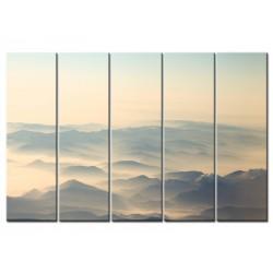 """Модульна фотокартина """"На хмарах"""""""