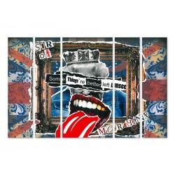 """Модульна картина """"England Rock"""""""