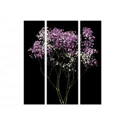 """Модульна картина """"Цвітіння вночі"""""""
