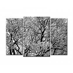 "Модульна картина ""Snow"""