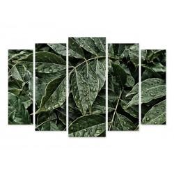 """Модульна картина """"Leaves"""""""
