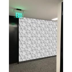 """Фотошпалери """"Geometric pattern 3D"""""""