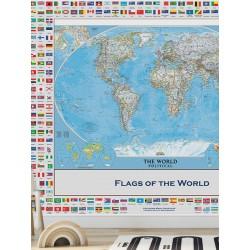 """Фотошпалери """"Прапори країн світу"""""""