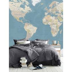 """Фотошпалери """"Карта світу"""""""