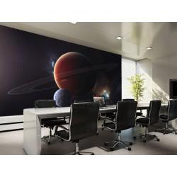 "Фотошпалери ""Планета Сатурн"""