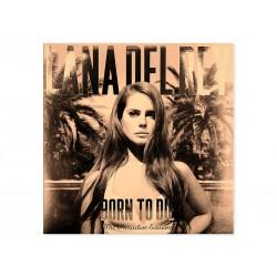 """Фотокартина """"Lana Del Rey"""""""