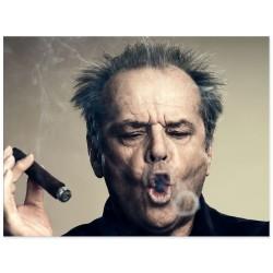 "Фотокартина ""Jack Nicholson"""