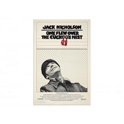 """Фотокартина """"Політ над зозулиним гніздом з Джеком Ніколсоном"""""""