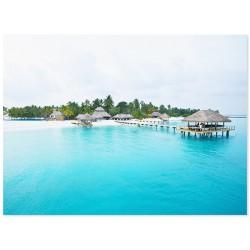 """Фотошпалери """"Maldives"""""""