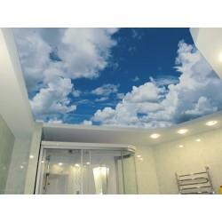 """Фотошпалери """"Cloudy sky"""""""