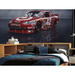 "Фотошпалери ""Racing Chevrolet Impala"""