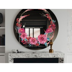 "Дзеркало ""Flowers art"""