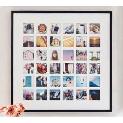 """Фоторамка """"Gallery"""" на 36 фотографій, колір на вибір"""