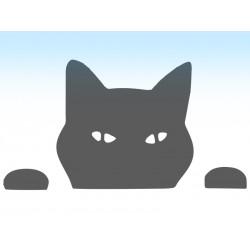 "Наклейка ""Кіт"""