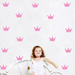 "Наклейка ""Набір для маленької принцеси"" комплект"