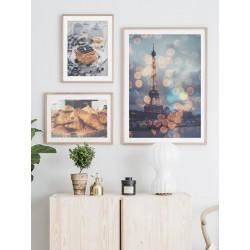 """Серія постерів в рамках """"Croissant"""""""